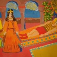 Սահակյան Սարինե ` «Արա Գեղեցիկ և Շամիրամ»
