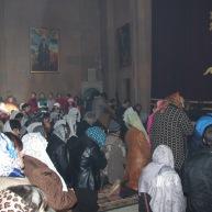 Ուխտի Սբ. Պատարագ Ջերմուկի Սբ. Գայանե եկեղեցում