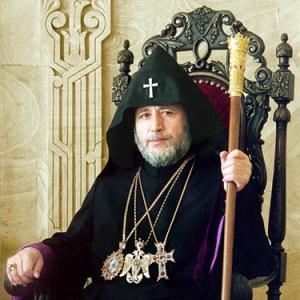 HH Karekin II Catholicos of All Armenians375