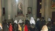Երիտասարդների օրհնության կարգ Ջերմուկի Սբ. Գայանե եկեղեցում