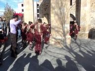 Սբ. Սարգսի տոնը Եղեգնաձորում