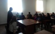 Հանդիպում Վայոց ձորի տարածաշրջանի պետական քոլեջում