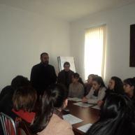 Հերթական հանդիպումը <> ծրագրի շրջանակներում