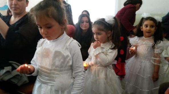 Սուրբ Հարության տոնը Ագարակաձորի մանկապարտեզում