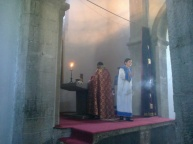 Ուխտագնացություն դեպի Սբ. Խաչ վանք