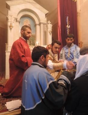 Ուխտագնացություն դեպի Մարտիրոսի Սբ. Աստվածածին եկեղեցի