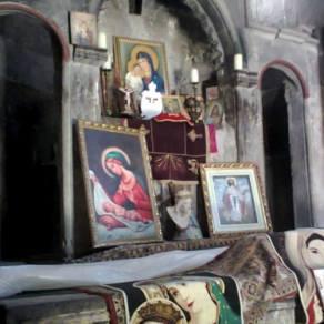 Ուխտագնացություն Արարատի մարզի Սբ. Կարապետ եկեղեցի