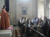 Սբ. Աստվածածնի Վերափոխման տոնը Ջերմուկի Սբ. Գայանե եկեղեցում