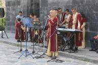Տոնակատարություն Մալիշկայի Սբ. Աննա եկեղեցում