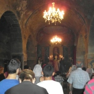 Սբ. Աստվածածնի Վերափոխման տոնը Եղեգնաձորի Սբ. Աստվածածին եկեղեցում