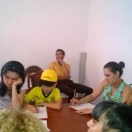 «ԱՋԱԿԻՑ» հոգեբանական ակումբի առաջին հանդիպումը