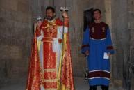 Նոր զանգակի օրհնության կարգ Արենիում