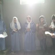 Ուխտագնացություն Սուրբ Խաչ վանք