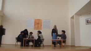 «Ավետարանական առակները հայ դպրոցում» հանրապետական մրցույթի ընտրական փուլը Վայքի տարածաշրջանում