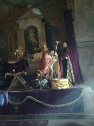 Սբ. Աստվածածին եկեղեցում մատուցվեց Սբ. և Անմահ Պատարագ