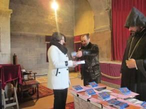 Մրցանակներ Հայոց եկեղեցու պատմության ուսուցիչներին