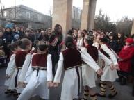 Սուրբ Սարգսի տոնը Եղեգնաձորում