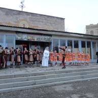 Տյառնընդառաջի տոնը Եղեգնաձորում