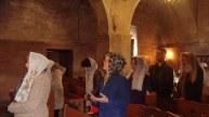 Եղեգնաձորի Սբ. Աստվածածին եկեղեցում նշվեց Միջինքը