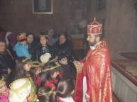 Ջերմուկի Սբ. Գայանե եկեղեցում