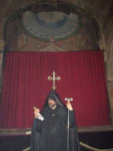 Հանգստյան ժամերգություն Եղեգնաձորի Սբ. Աստվածածին եկեղեցում