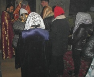 Եղեգնաձորի Սբ. Աստվածածին առաջնորդանիստ եկեղեցում