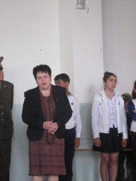 Եղեգնաձորի թիվ 1 հիմն. դպրոցում տեղի ունեցավ միջոցառում՝ նվիրված Հայոց Մեծ եղեռնի 100-րդ տարելիցին