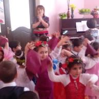 Ծաղկազարդի և Սուրբ Հարության տոները Գլաձորի մանկապարտեզում