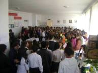Սուրբ Հարության տոնակատարությունը Եղեգնաձորի թիվ 1 հիմն. դպրոցում