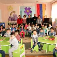 Զատկի տոնը Եղեգնաձորի թիվ 5 մանկապարտեզում