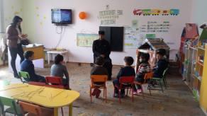 Ծաղկազարդի տոնը Խաչիկ գյուղի դպրոցի նախակրթարանում