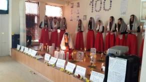 Մեծ եղեռնի 100-ամյա տարելիցին նվիրված ոգեկոչման արարողություններ սահմանամերձ Խաչիկ համայնքում