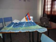 Հայոց ցեղասպանությանը նվիրված միջոցառում Բարձրունու դպրոցում