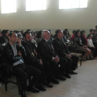 Մալիշկայի թիվ 1 միջն. դպրոցում տեղի ունեցավ միջոցառում՝ նվիրված Մեծ եղեռնի 100-րդ տարելիցին