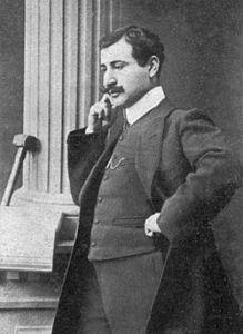 Դանիել Վարուժան (1884 – 1915)