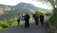 Մխչյան գյուղի Սուրբ Հովհաննես եկեղեցու ուխտավորների այցը Վայոց ձորի թեմ