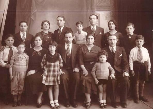 Հովհաննես Ալեքսանդրյանի բազմանդամ ընտանիքը