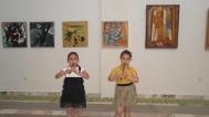 Թանգարանների միջազգային օրվան նվիրված միջոցառում Եղեգնաձորի երկրագիտական թանգարանում
