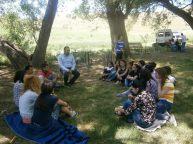 ՀԵՀ Վայոց ձորի մարզային երիտասարդական կենտրոնի կամավորների այցը Խաչիկ գյուղ