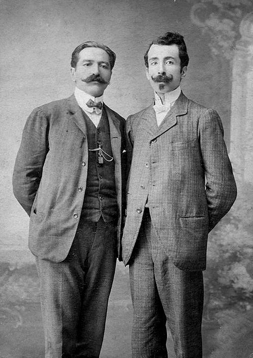 Անդրանիկ Օզանյան և Ռուբեն Զարդարյան