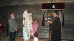 Երեխաների պաշտպանության օրվան նվիրված Մկրտության արարողություն