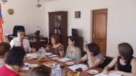 Տեղի ունեցավ ՀՀ Վայոց ձորի մարզպետ Հարություն Սարգսյանի մամուլի ասուլիսը՝ նվիրված 2015 թվականի առաջին կիսամյակի գործունեության արդյունքների ամփոփմանը