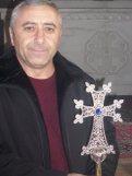 Ա. Մաթևոսյանի ընտանիքը խաչ է նվիրաբերել Մալիշկայի Սբ. Աննա եկեղեցուն