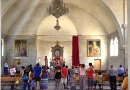 Սուրբ Աստվածածնի Վերափոխման տոնը Վայքի Սուրբ Տրդատ եկեղեցում