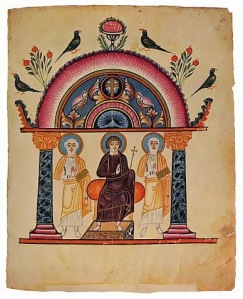 Այսօր Սբ. Եվստաթեոսի և նրա կին Թեոփիստայի և երկու որդիների, Երմոնե և Նեքտարինե կույսերի հիշատակության օրն է