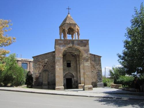 Եղեգնաձորի Ս. Աստվածածին եկեղեցի