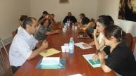 Բանախոսություն Հայոց եկեղեցու պատմ. ուսուցիչների հետ