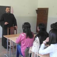 Բանախոսություն ՀՊՏՀ Եղեգնաձորի մասնաճյուղում