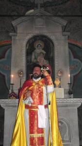 Վայոց ձորի թեմի փոխառաջնորդ` Տ. Զարեհ վրդապետ Կաբաղյան