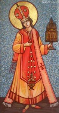 Այսօր Ս. Ստեփանոս Նախավկայի և առաջին մարտիրոսի հիշատակության օրն է